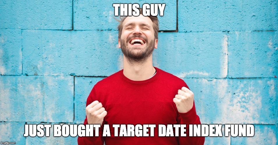 Seven reasons to put 100% of your portfolio in a target date index fund