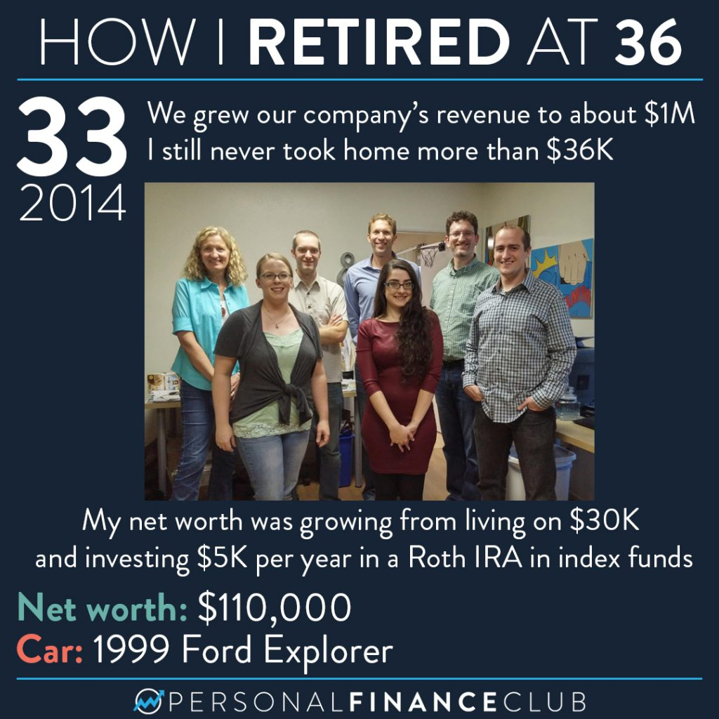 How I retired at 36 part 5