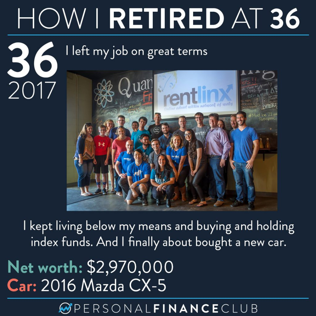 How I retired at 36 part 7
