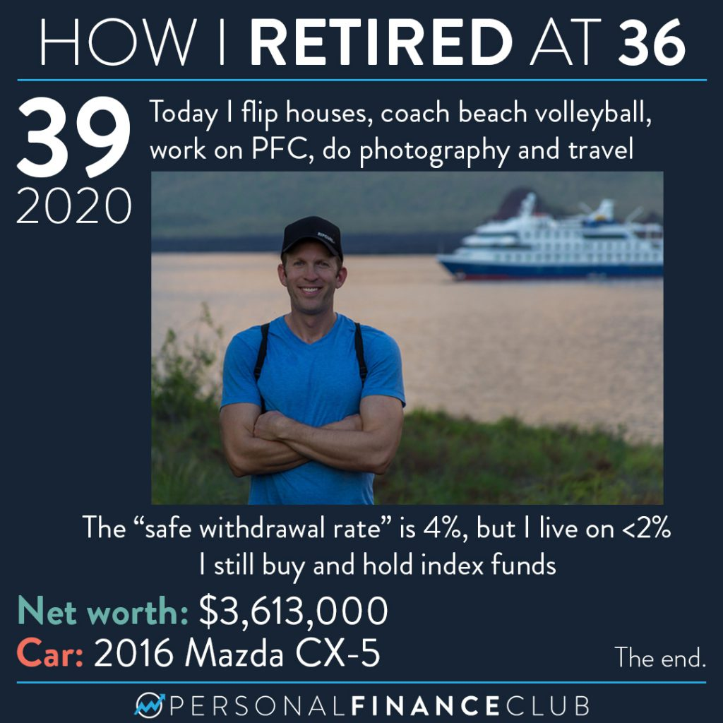 How I retired at 36 part 9