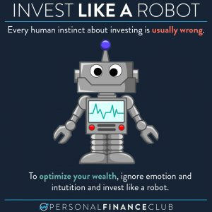 Invest like a robot