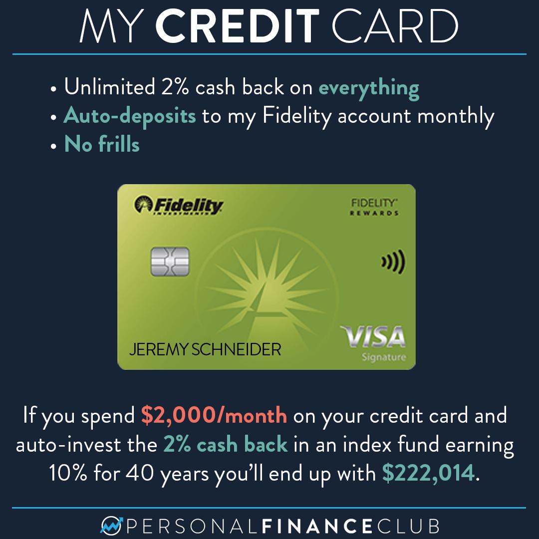 Will credit card rewards help me build wealth?