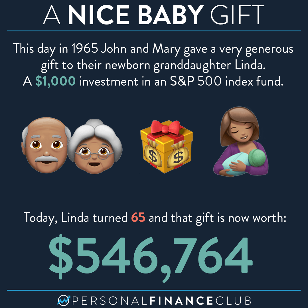 What's a good gift for a baby?