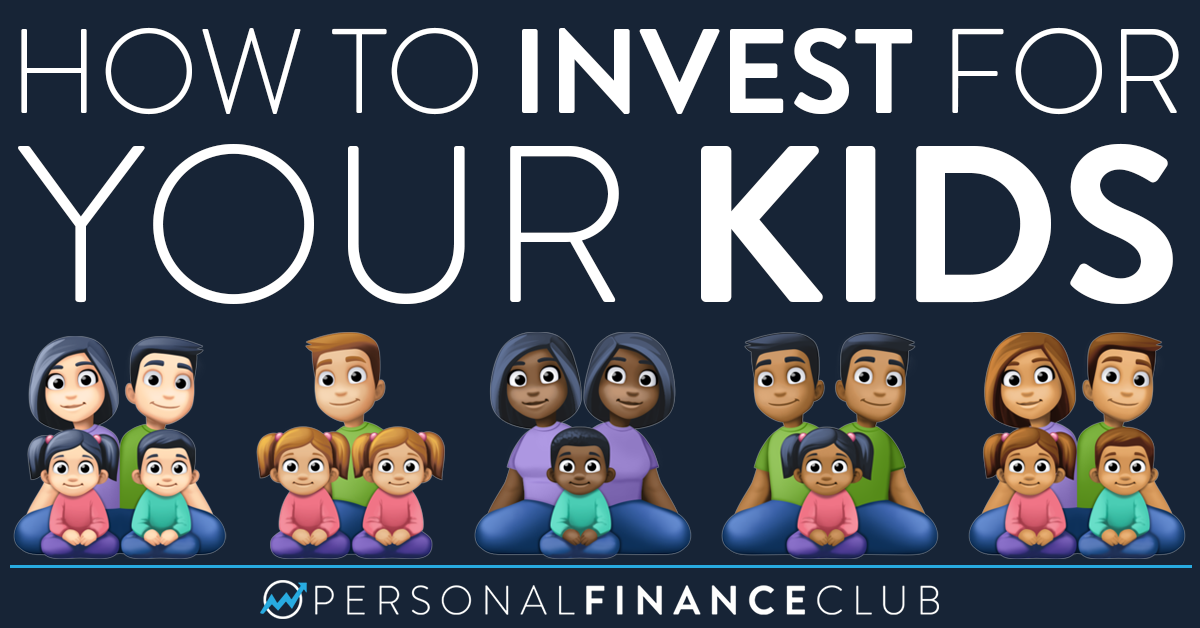 Investing for kids: Which accounts and how to do it