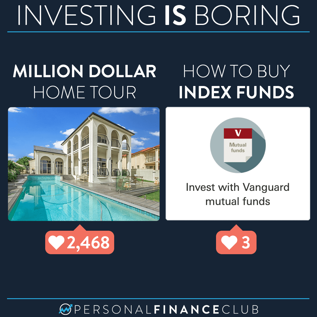 Does investing have to be boring?
