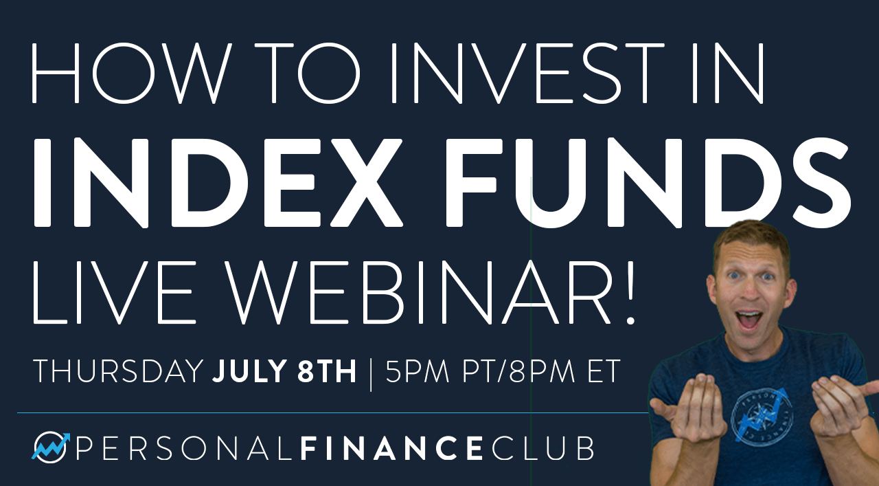 July Webinar How to invest in index funds