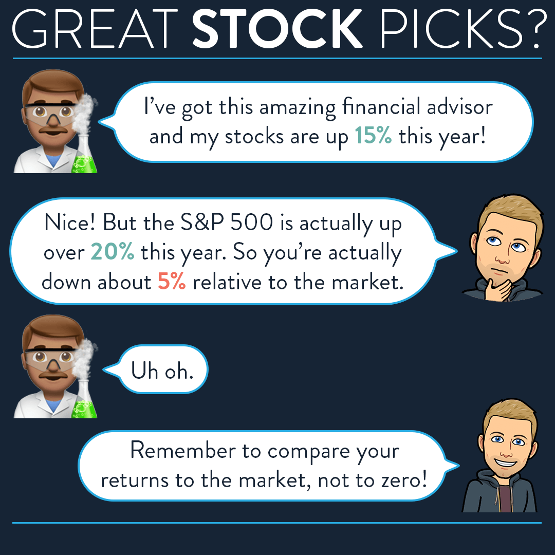 Financial advisor great stock picks