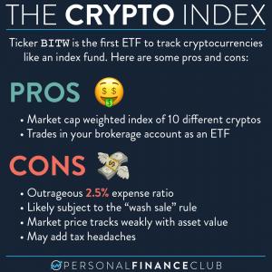 crypto index fund